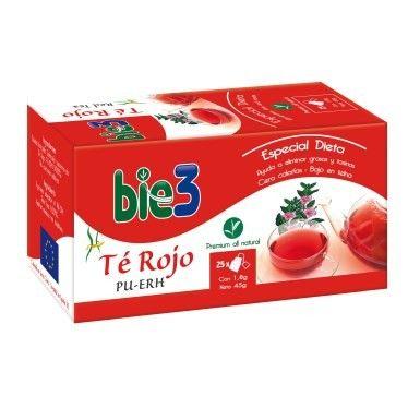 Bie3 Té Rojo 25 Filtros