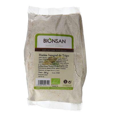 Bionsan Harina Integral de Trigo 1 kg