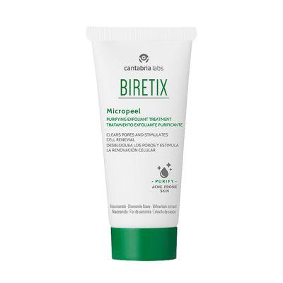 Biretix Micropeel Tratamiento Exfoliante Purificante 50ml