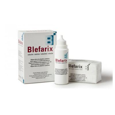Blefarix 100ml + 100 gasas