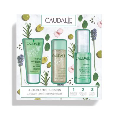Caudalie Cofre Anti Imperfecciones Mission