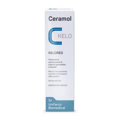 Ceramol Kelo Gel Reductor de Cicatrices y Queloides 30ml