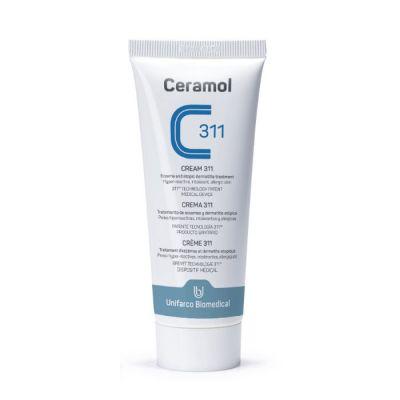Ceramol Crema 311 Tratamiento Eccemas y Dermatitis Atópica 200ml