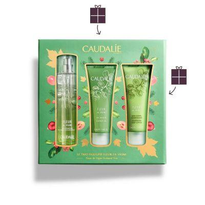 Cofre Caudalie Trio perfumado Le Fleur de Vigne