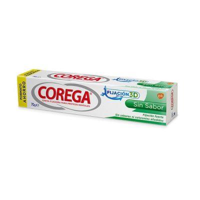 Corega Extra Fuerte sin Sabor Crema 70gr