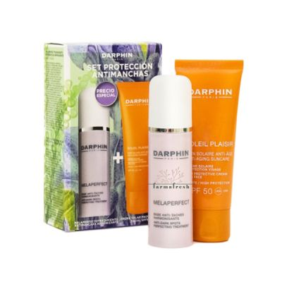 Darphin Set de Proteccion Antimanchas (Melaperfect Fluido 30ml +soleil Plaisir 50ml)