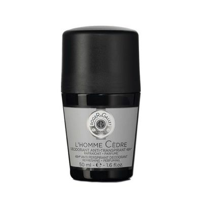 Roger & Gallet Desodorante Antitraspirante Cedre Hombre 50ml Roll On