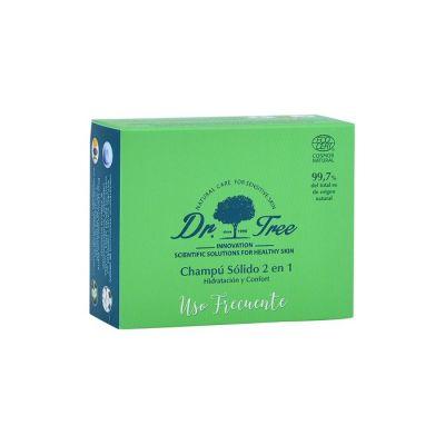 Dr Tree Champú Sólido Uso Frecuente 75 Gr