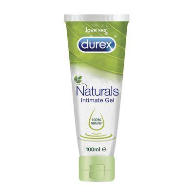 Durex Lubricante Naturals H20 100ml