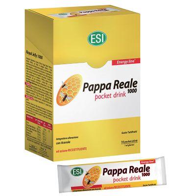 ESI Jalea Real 1000 Pocket 16 sobres