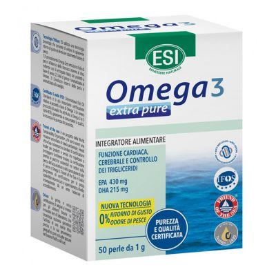 ESI Omega 3 Extra Pure 50 perlas