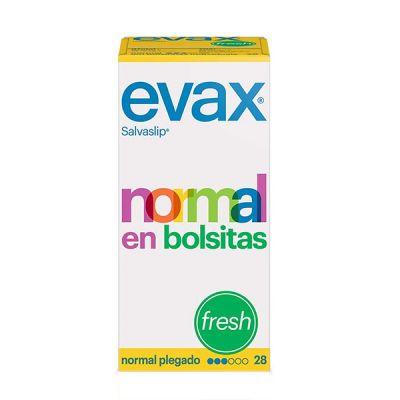 Evax Normal SalvaSlip en Bolsitas 28und