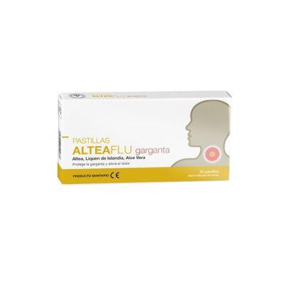 Oralflu Garganta 20 Comprimidos para Chupar