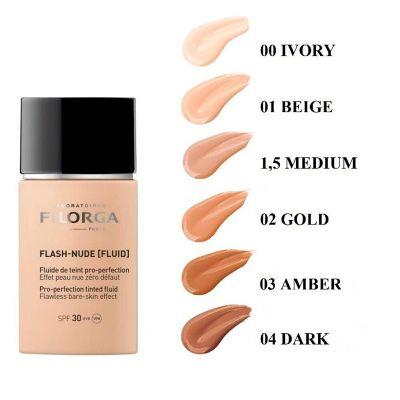 Filorga Flash Nude [Fluid]  1.5 Nude Medium SPF30