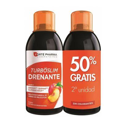 Forte Pharma TurboSlim Drenante Melocoton 2x500 ml