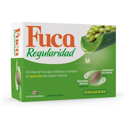 Fuca Regularidad 60 Comprimidos para Regular el Tránsito Intestinal