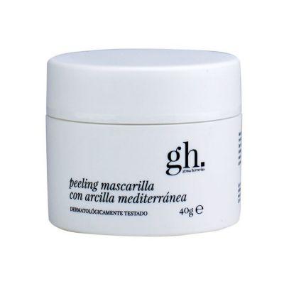 Gh Peeling Mascarilla con Arcilla Mediterranéa 40g