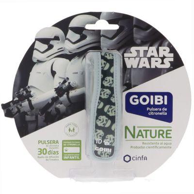 Goibi Pulsera Antimosquitos Star Wars Stormtroopers