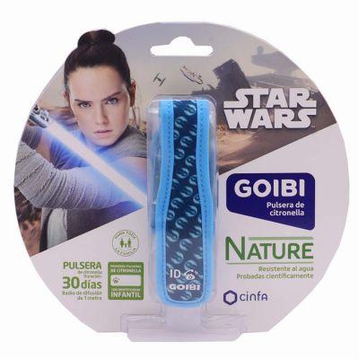 Goibi Pulsera Antimosquitos Star Wars Rey