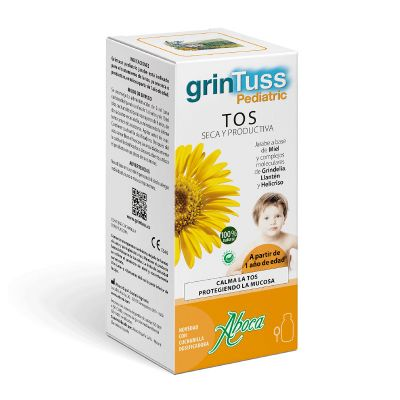Grintuss Pediatric 180g
