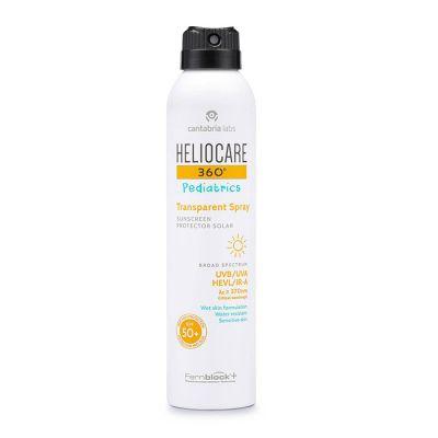 Heliocare 360º Pediatrics  Spray Transparente 200ml