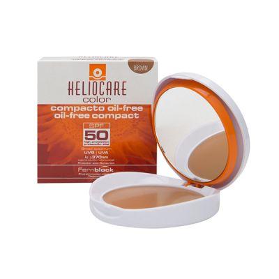 HELIOCARE Color Compacto Oil-Free Brown SPF 50 10g