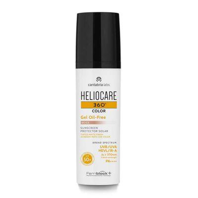 Heliocare Gel Oil Free Beige 50+ 50ML