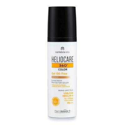 Heliocare Gel Oil Free Bronce 50+ 50ML