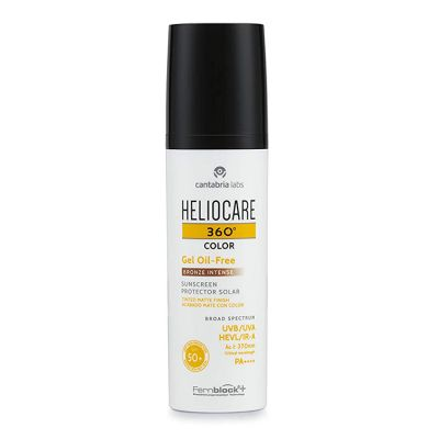 Heliocare Gel Oil Free Bronce Intenso 50+ 50ML