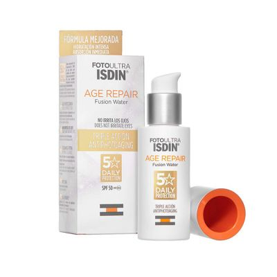 Isdin FotoUltra Age Repair Color Fusion Water SPF50 50ml