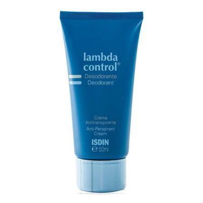 Isdin Lambda Control Crema Antitranspirante Desodorante 50ml