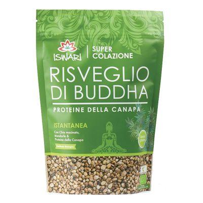Iswari Despertar de Buda Proteína de Cáñamo 360g