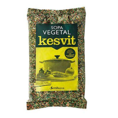 Sorribas Kesvit Sopa Vegetal 250g
