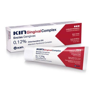 Kin Gingival Complex Pasta Dentífrica Sabor Menta 75ml
