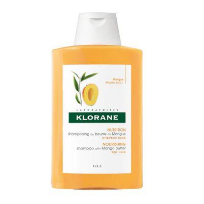 Klorane Champú  Manteca de Mango 400ml