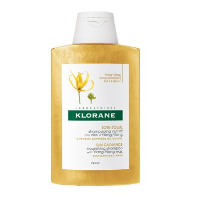 Klorane Champú Nutritivo a la Cera de Ylang Ylang 200ml