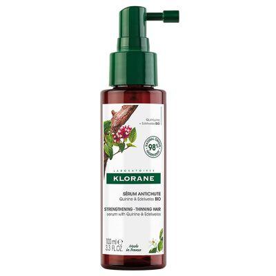 Klorane Serum Anticaida a la Quinina y Edelweiss Bio 100ml