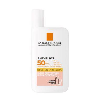 La Roche Posay Anthelios Spf 50 Fluido Color Saka Protect Tech 50ml