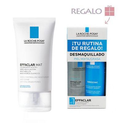 La Roche-Posay Effaclar Mat 40ml + Regalo Rutina Desmaquillante