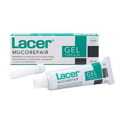 Lacer Mucorepair Gel Tópico 30ml