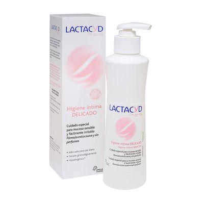 Lactacyd Higiene Intima Delicado 250ml