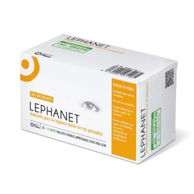Lephanet toallitas 30 + 12 Toallitas Oculares