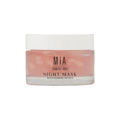 Mia Cosmetics Mascarilla de Noche Petalos de Jazmin 50ml