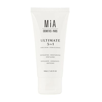 Mia Cosmetics Ultimate 3 en 1 Crema de Manos 50ml
