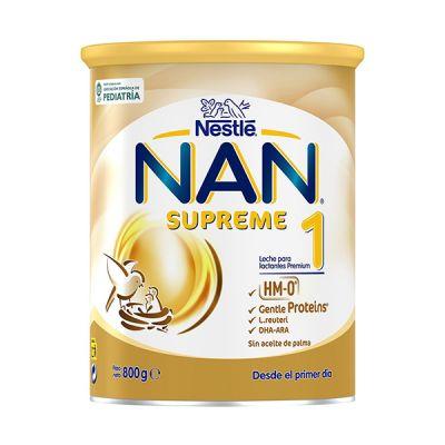 Nestle NAN Supreme 1 Leche 800g