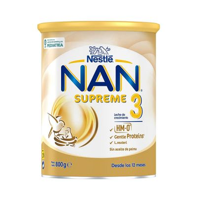 Nestle NAN Supreme 3 Leche 800g