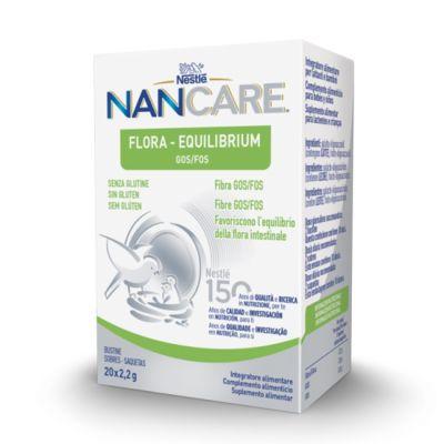 Nestle NANCARE Flora Equilibrium Estreñimiento 20 Sticks