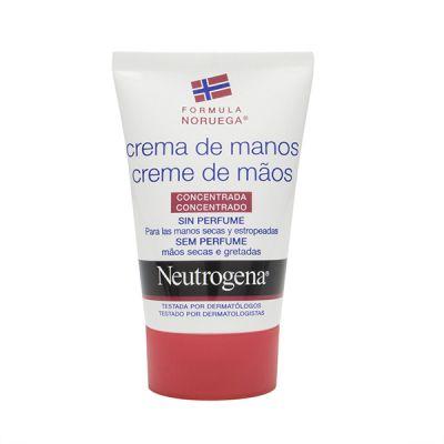 Crema Manos Neutrogena Calmante sin Perfume 50ml
