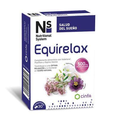 Ns Equirelax Infusión 20 sobres