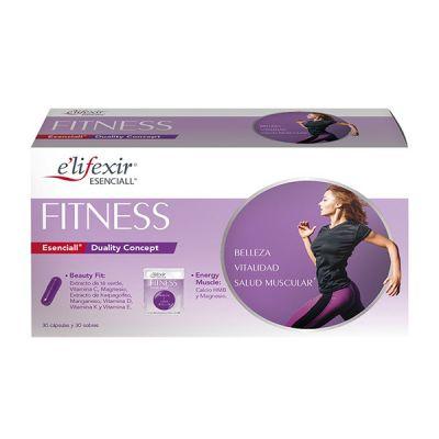 E'lifexir Fitness Esenciall Duality 30 caps + 30 sobres